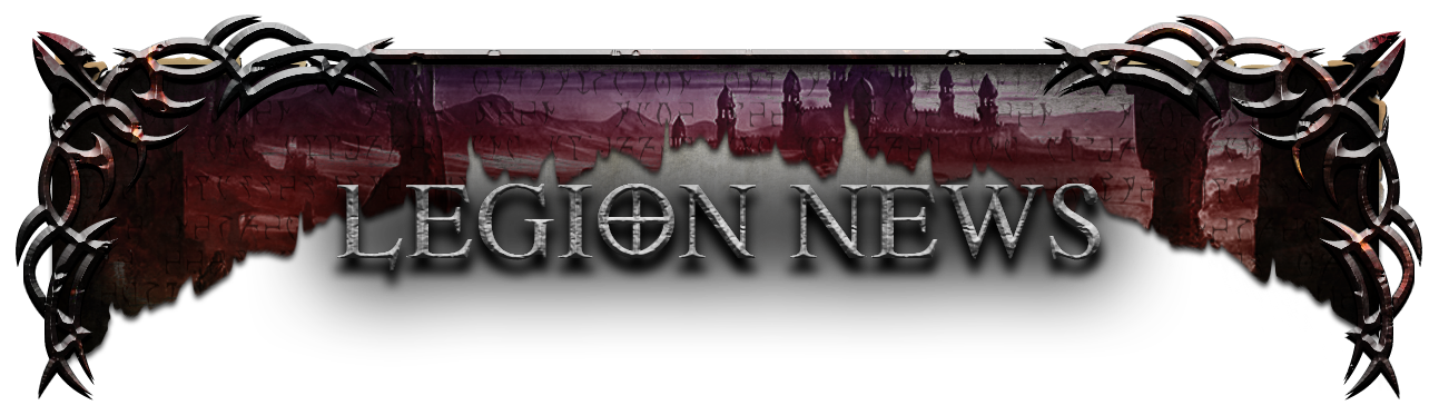 Alith Legion Header News