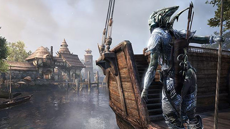 ESO: Morrowind early access details