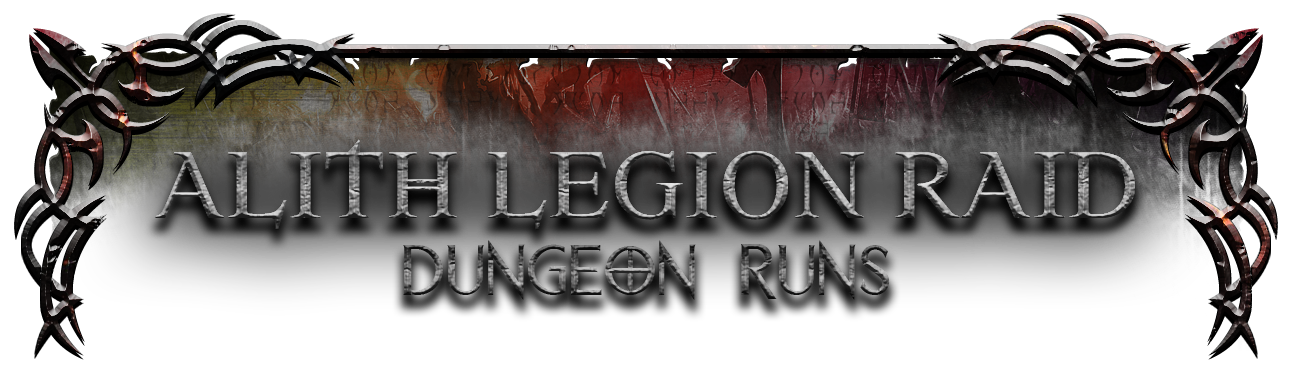 Alith Legion Header Dungeons