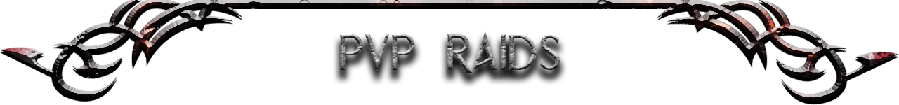 Small Banner PVP Raids